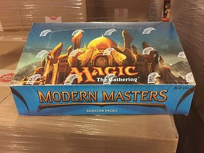 Magic The Gathering Modern Masters 2013 24 Count Booster Box For Card Game Mtg