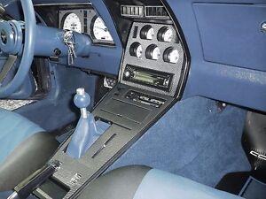 DASH TRIM BASIC KIT 10 PCS FITS CHEVY CORVETTE 1978-1982 AUTO & MAN checor-78a