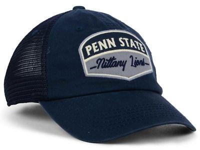 finest selection b1906 22d76 Penn State Nittany Lions Mens TOTW Society Adjustable Trucker Hat Cap -  OSFM NWT