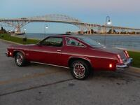 1975 Oldsmobile 442 442 trim Coupe