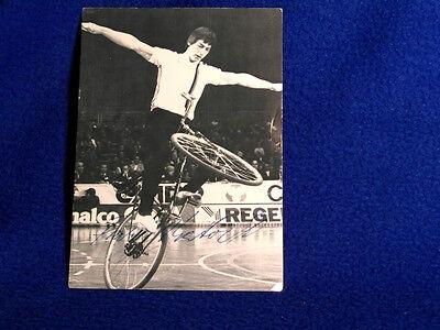 +++ Kunstrad Autogrammkarte +++ Franz Kratochvil GER 1980