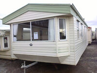 Static caravan 30 x 12 ft / 2 bedrooms, good condition, clean and tidy