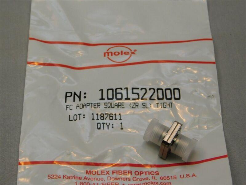 Molex 1061522000 FC Adapter Square FC-FC Tight Fit Key