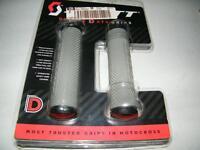 Scott 219625-1019 ATV grips, new in package gray/black
