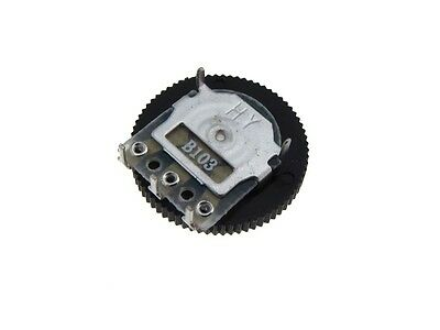 50k Ohm Thumbwheel Potentiometer Pack Of 5