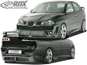 RDX Bodykit Seat Cordoba 6L Spoiler Front Heck Seitenschweller Tuning Paketpreis