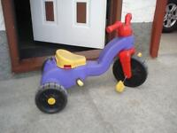 Fisher Price Wheel Racer