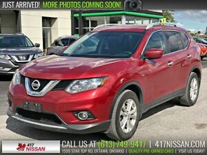 2016 Nissan Rogue SV | Rear Camera, Heated Seats, Bluetooth