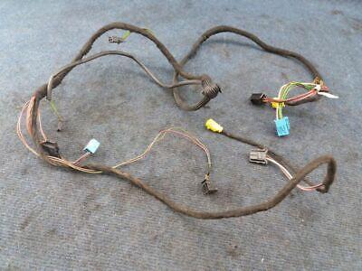 Mercedes-Benz CLK (C209) 270 CDI Cable Loom Left Front Harness A2095405306
