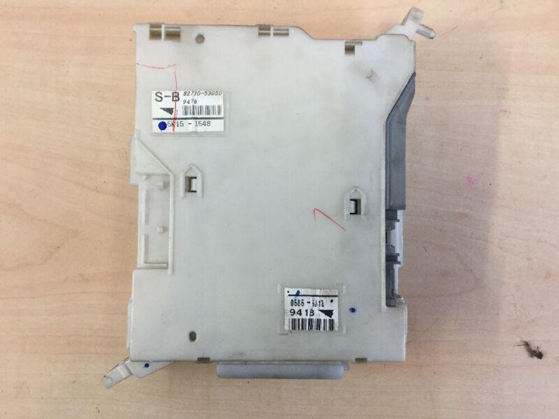 Lexus IS220D IS 220 D interior fuse box 82730-53050