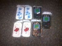 Samsung Galaxy S(3) III Gel Cases. Brand New Sealed!!