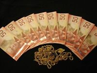 *** TOP CASH PAID FOR YOUR GOLD ***