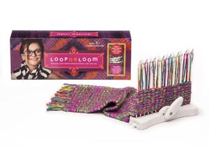 Buy Loopdeloom Weaving Loom Kit Online Ebay