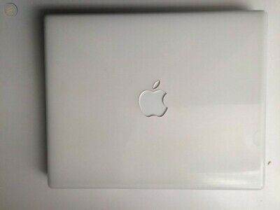 "Apple M6497 G3 iBook Computer Laptop 12.1"" Screen PowerBook 4.1"