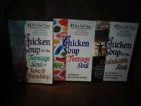 Selected Chicken Soup For The Soul Books