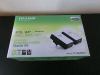 TP-LINK AV200 Mini Powerline Adapter Starter Kit