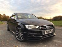 2014 AUDI S3 2.0 T QUATTRO FINANCE AVAILABLE