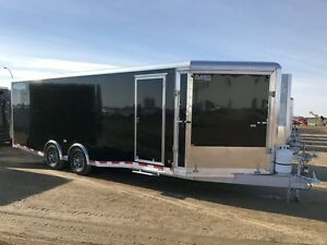 2017 High Country HCH 8.5X24 All Sport Enclosed Snowmobile Trail