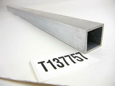 1.5 X 1.5 Aluminum Square Tube .125 Wall 31.75 Length Sku 137757
