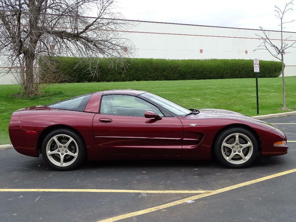 2003 Red Chevrolet Corvette     C5 Corvette Photo 10