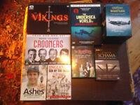 Job Lot of Box Set DVDs
