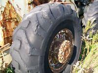 pneus loadeur et forestier