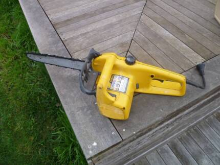Electric chainsaw Invermay Ballarat City Preview