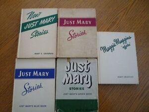 Just Mary books Cambridge Kitchener Area image 1