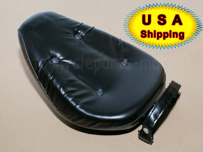 For Honda Rebel CA250 CMX250 CMX250C 1986-2012 Front Driver Seat Leather Cushion
