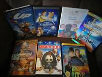 Selected Disney DVD's