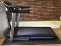 John Lewis TR3 treadmill, hardly used, full working order. Cost £800 , for quick sale £120 ono.