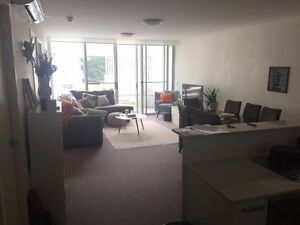 Sunny, spacious, 2 bedroom apartment New Farm Brisbane North East Preview