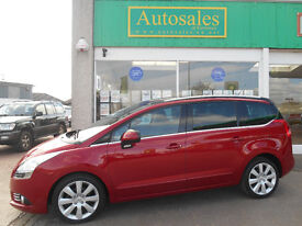 PEUGEOT 5008 HDI ALLURE (red) 2012