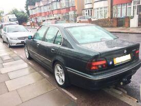 BMW 520i, LPG Gas & Petrol, 7 months MOT