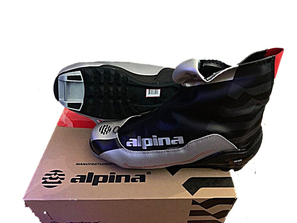 Alpina Sports T5 Touring Cross Country Nordic Ski Boots