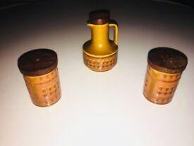 Horsea saffron condiments set