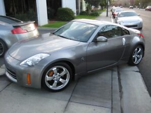 LF: 2007-2008 Nissan 350z Grand Touring Manual