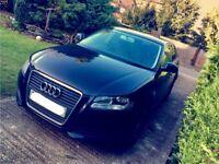 Audi A3 Sportback 1.6 09 plate