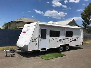 2006 Jayco Sterling Caravan With Ensuite North Narrabeen Pittwater Area Preview