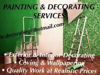 T.R Decorating Service