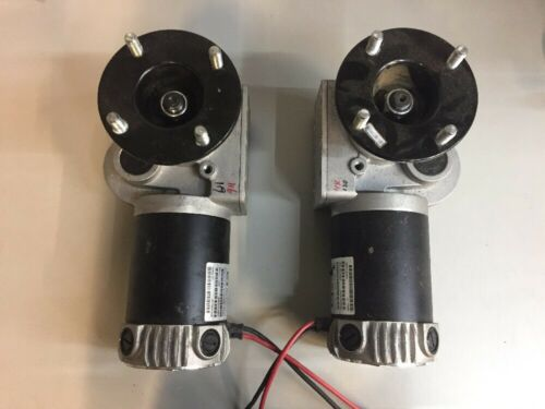 Photo Electric Wheelchair motor 12v / 24v dc Large Rc Lawnmower Robotics Jazzy power