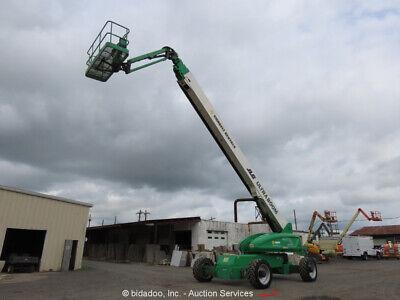2006 Jlg 1350sjp 135 4wd Diesel Telescopic Boom Lift Refurb 2014 Bidadoo