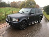 *** Range Rover sport 2005 swap px car van ****