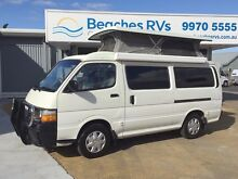 1993 Toyota Hiace AUTOMATIC Campervan By Discoverer North Narrabeen Pittwater Area Preview
