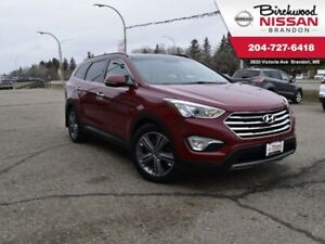 2014 Hyundai Santa Fe XL Limited AWD/360 cam/Heated Wheel/ 3rd R