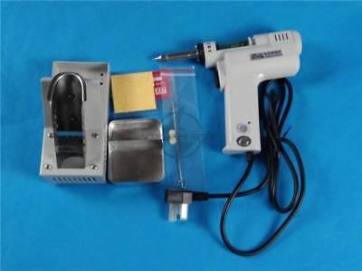 New Electric Vacuum Desoldering Pump Solder Sucker Gun S-993a 110v 100w