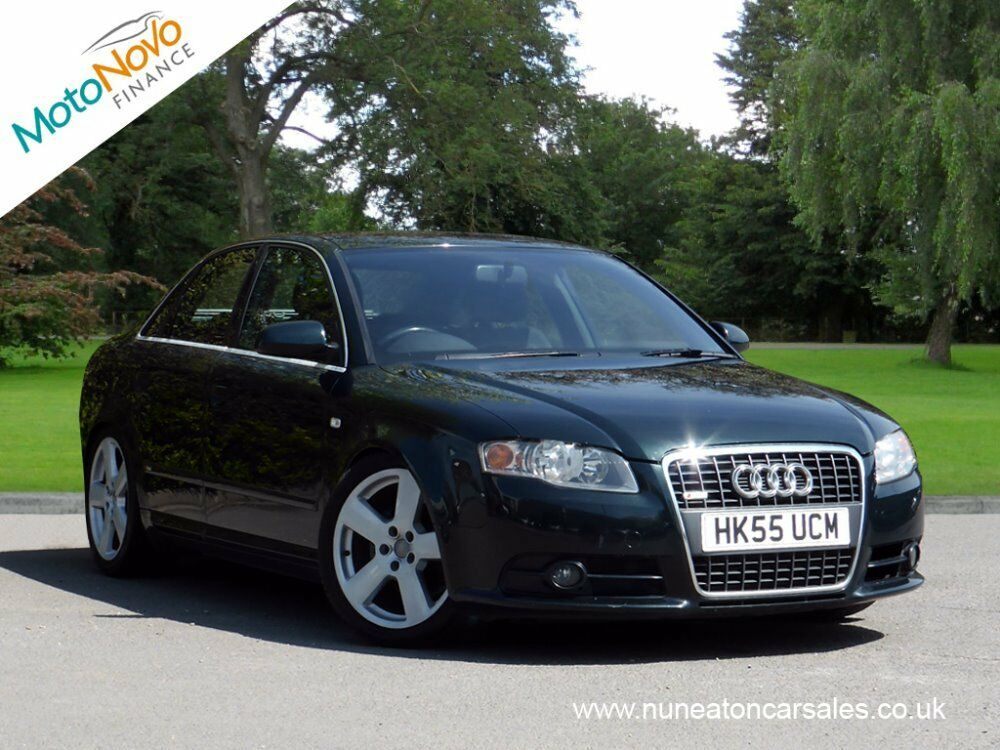Audi A4 Tdi S Line Green 2006 In Hinckley Leicestershire Gumtree