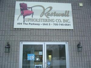 RECOVER YOUR MOTORCYCLE SEAT! Peterborough Peterborough Area image 8
