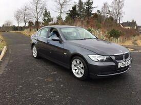 BMW 325 DIESEL SE Saloon 56 plate EXTENSIVE HISTORY ( INC NEW CLUTCH ) 130K, 12 MTHS MOT IMMACULATE!