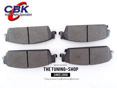 Rear Brake Pads D1194 CBK For CADILLAC ESCALADE CHEVROLET AVALANCHE SILVERADO